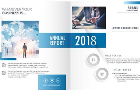 Bi Fold2 - Brochure Design