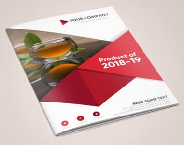 Catalogue1 - Our Brochure Design Service Portfolio