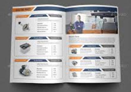 Catalogue3 - Brochure Design
