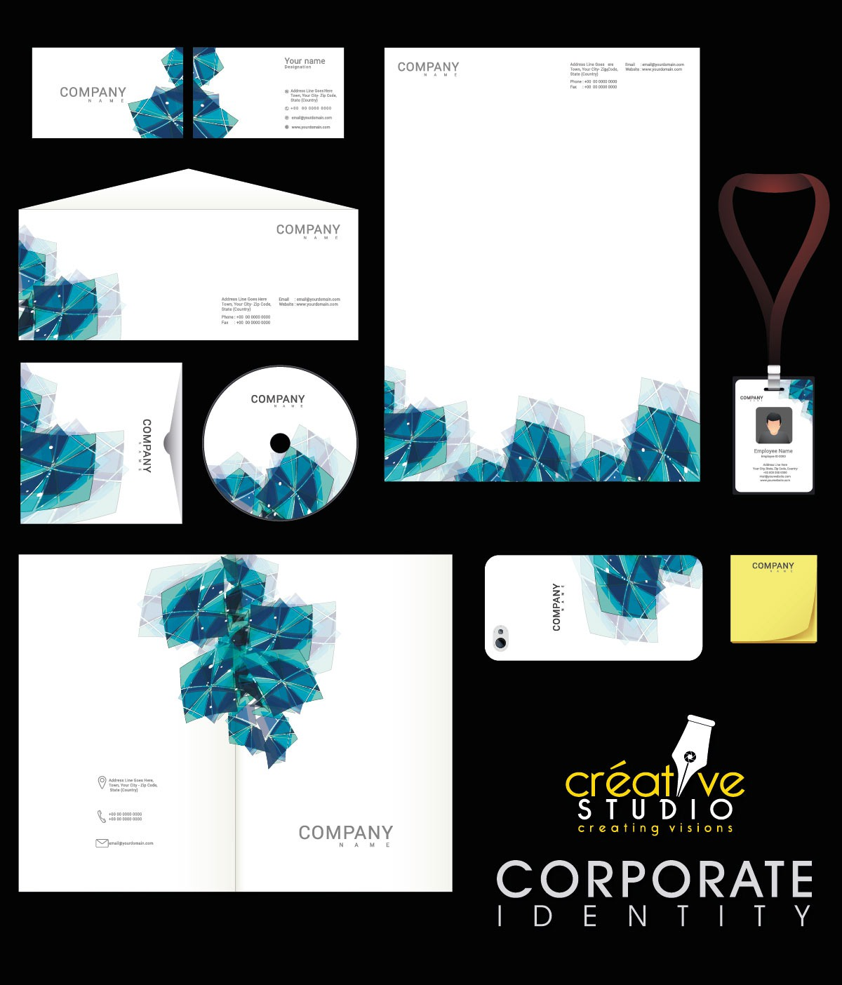 Corporate Identity 1 - PHOTOGRAPHY AND CINEMATOGRAPHY