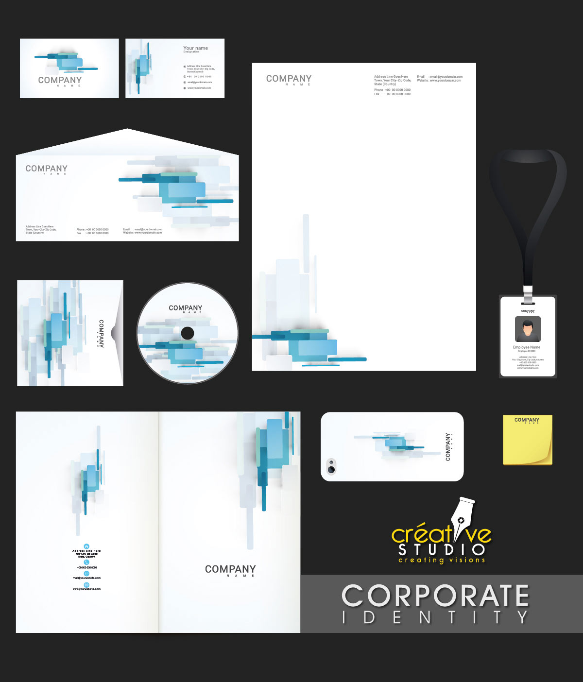Corporate Identity 3 - Corporate Identity