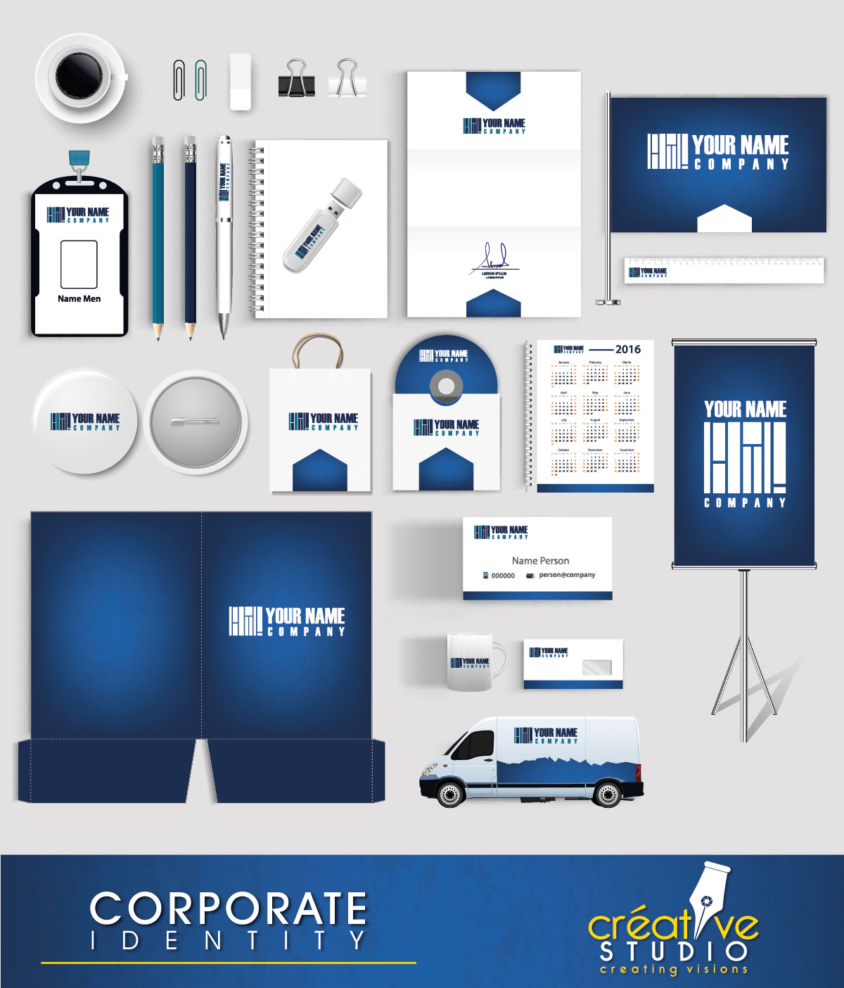 Corporate Identity 7 - Corporate Identity