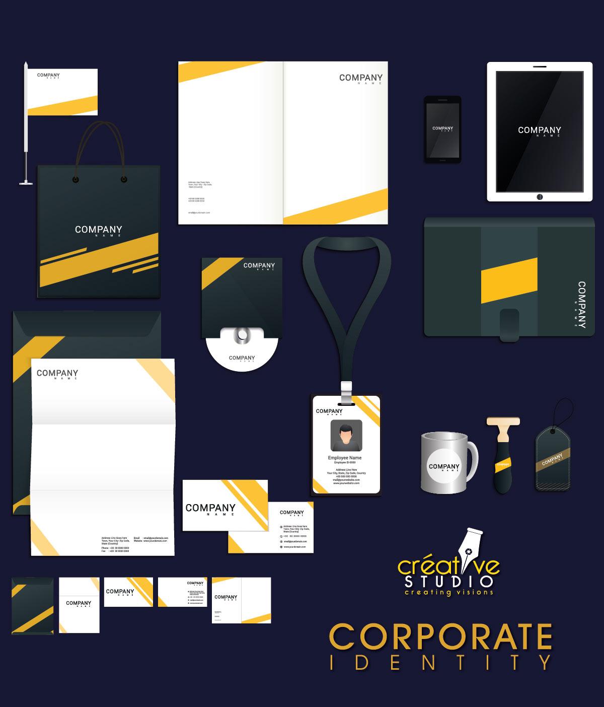 Corporate Identity 8 - Corporate Identity