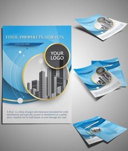 Flyers1 - Our Brochure Design Service Portfolio