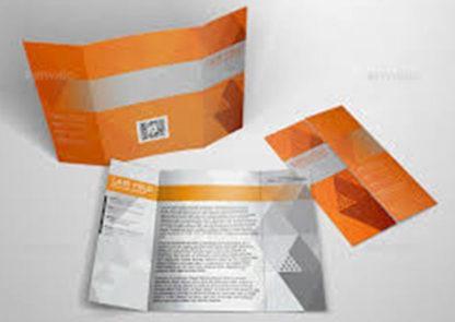 GateFold2 - Brochure Design