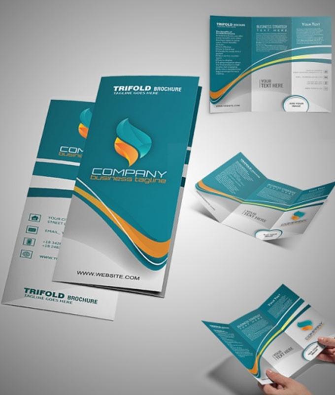 Tri Fold Brochure1 - Our Brochure Design Service Portfolio
