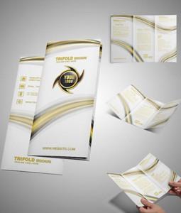 Tri Fold Brochure2 1 - Our Brochure Design Service Portfolio