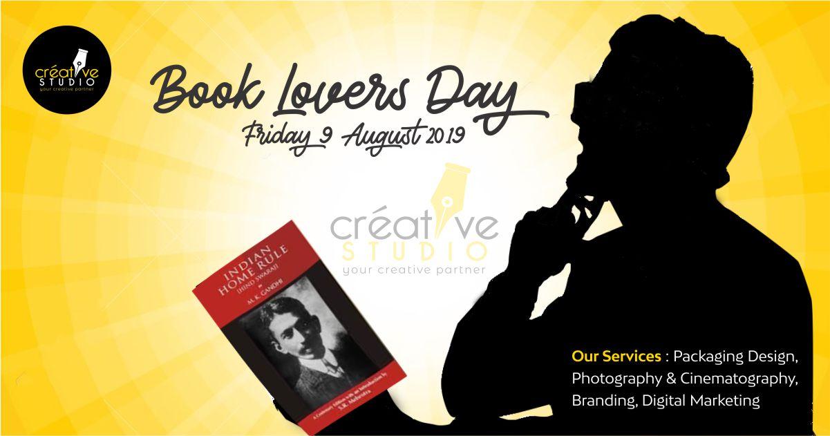 2 Book Lovers Social Medai Ads - Social Media Creatives