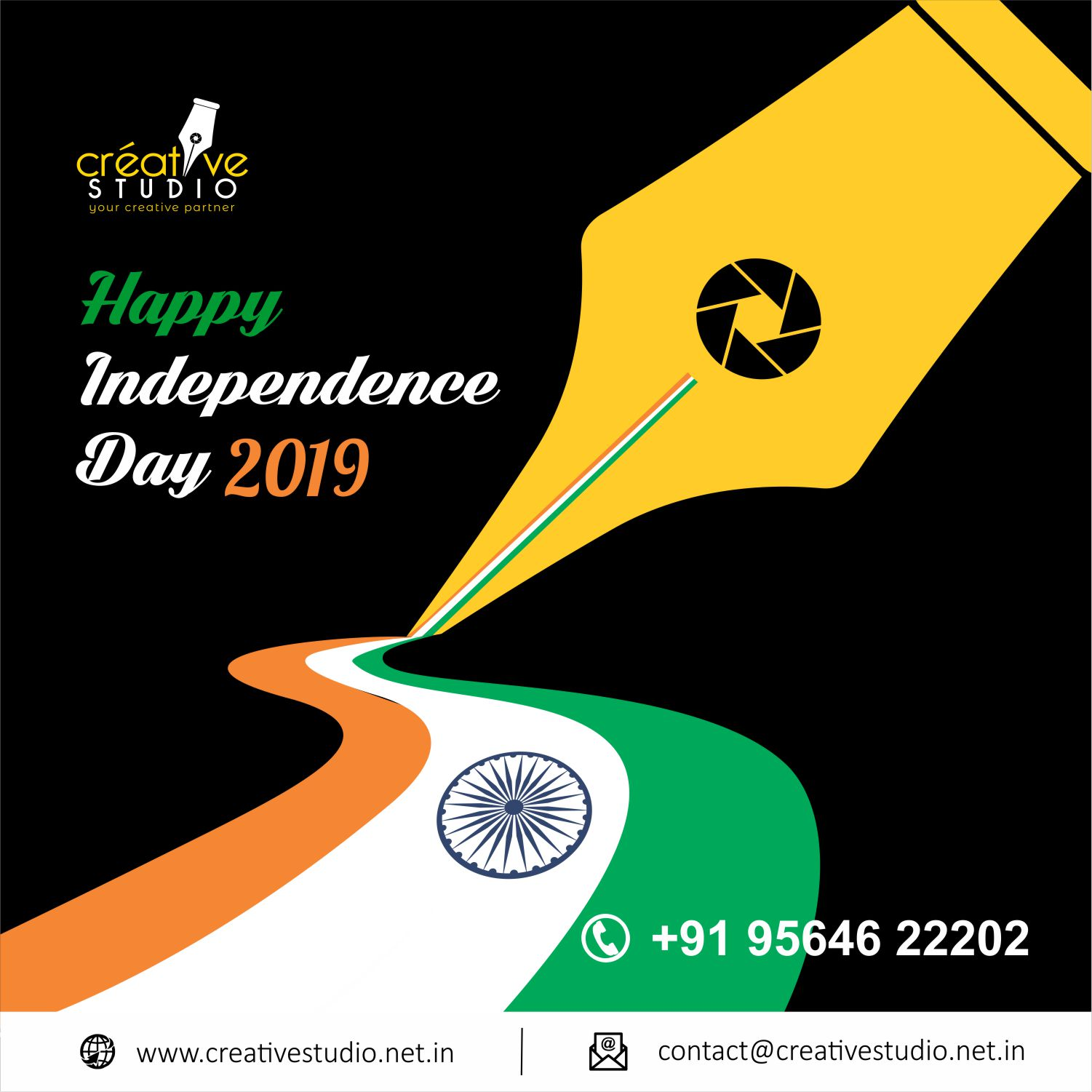 Independence Day - Social Media Creatives