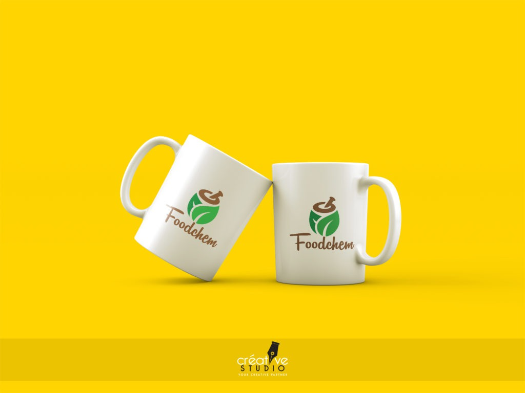 MOCKUP LOGO IN 2 CUPS - Design: The Most Basic Marketing Tactic