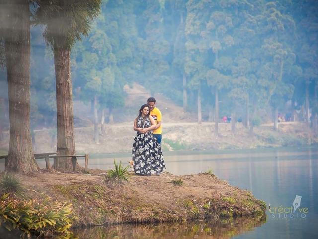 Tarang Manay - Pre-Wedding Photography