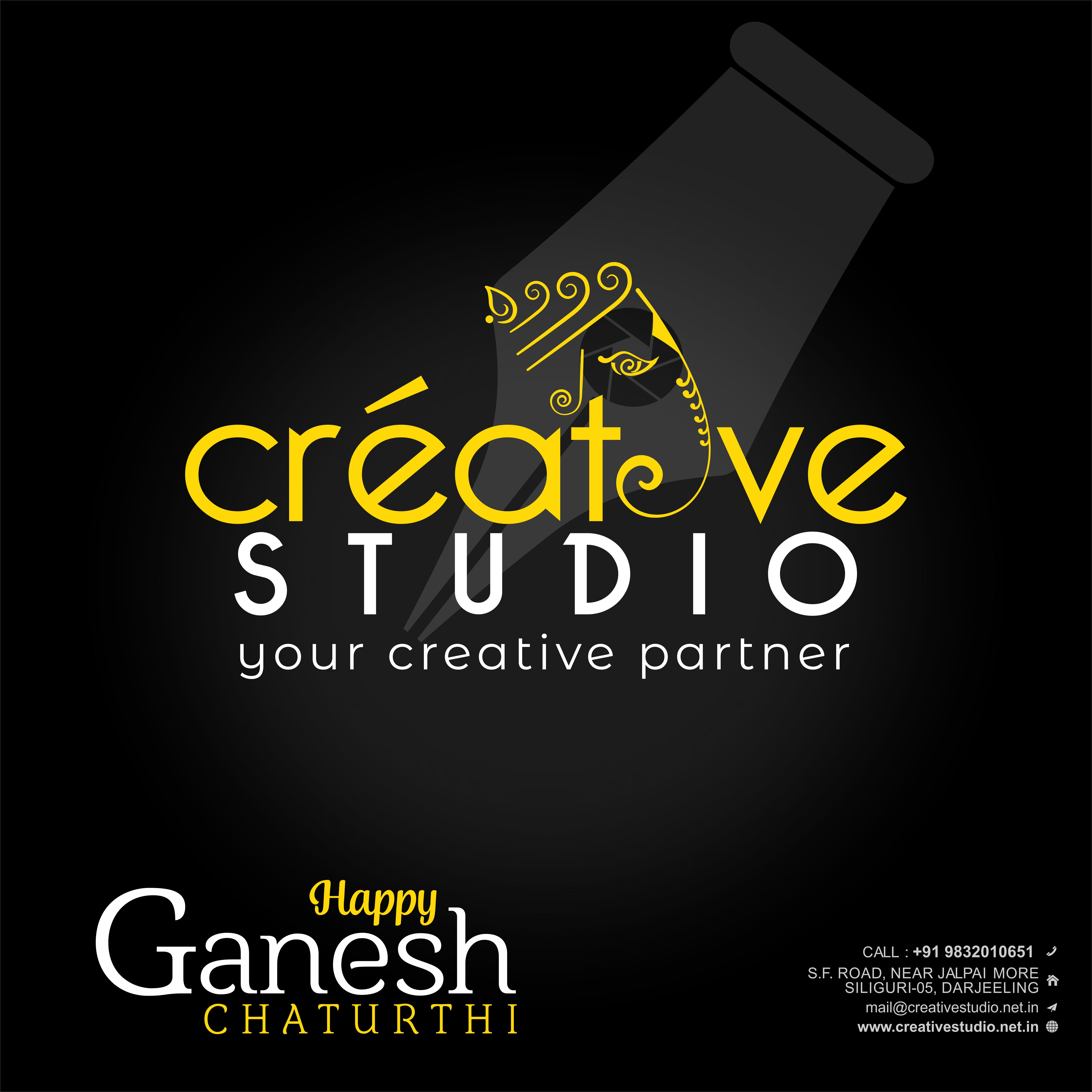 creative gonesh - Social Media Creatives