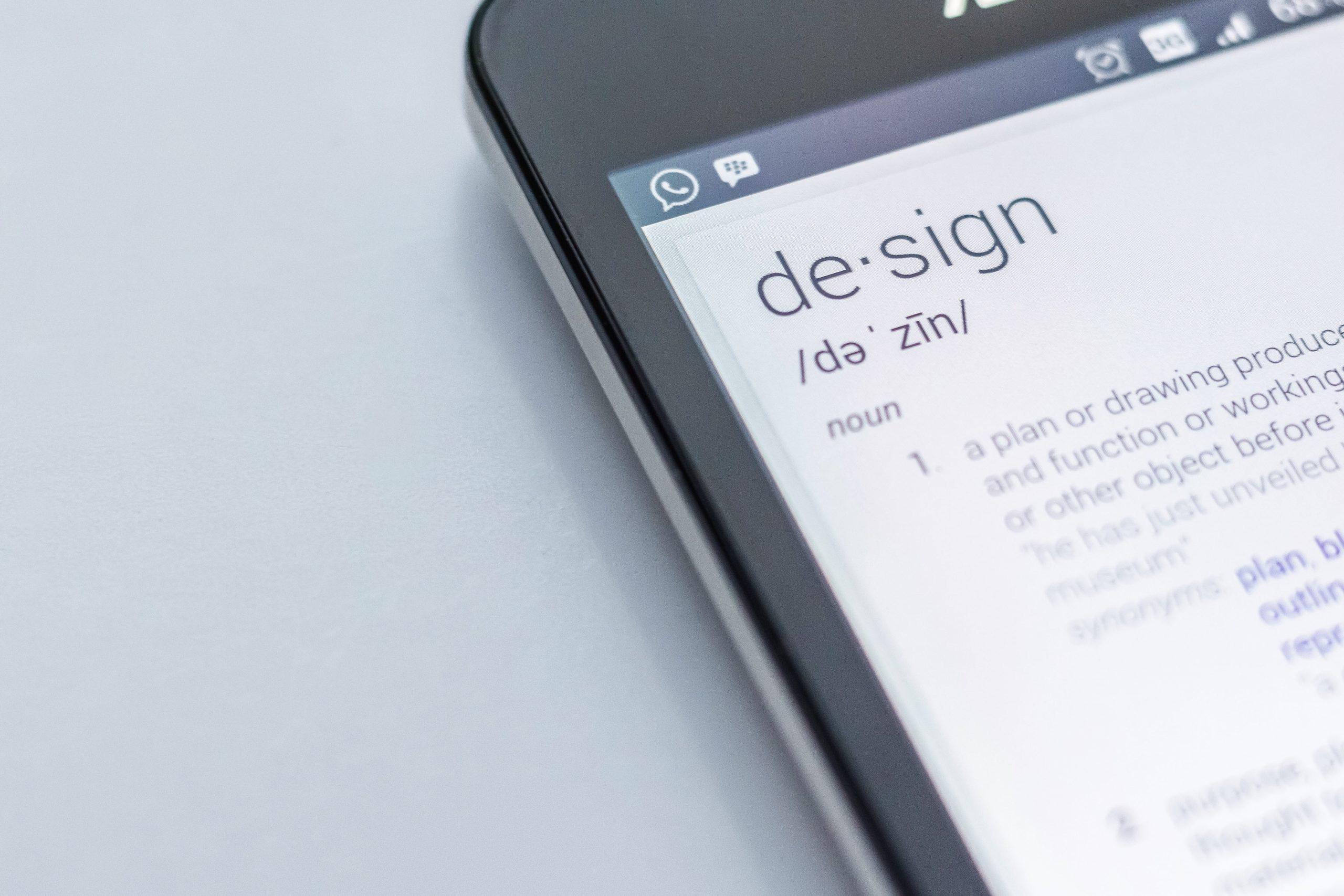 edho pratama T6fDN60bMWY unsplash scaled - Design: The Most Basic Marketing Tactic