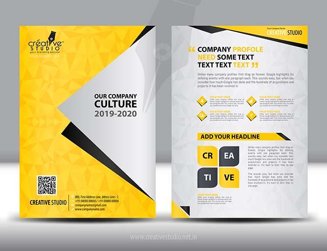 Creative One Company Profile - Complete Branding Solution