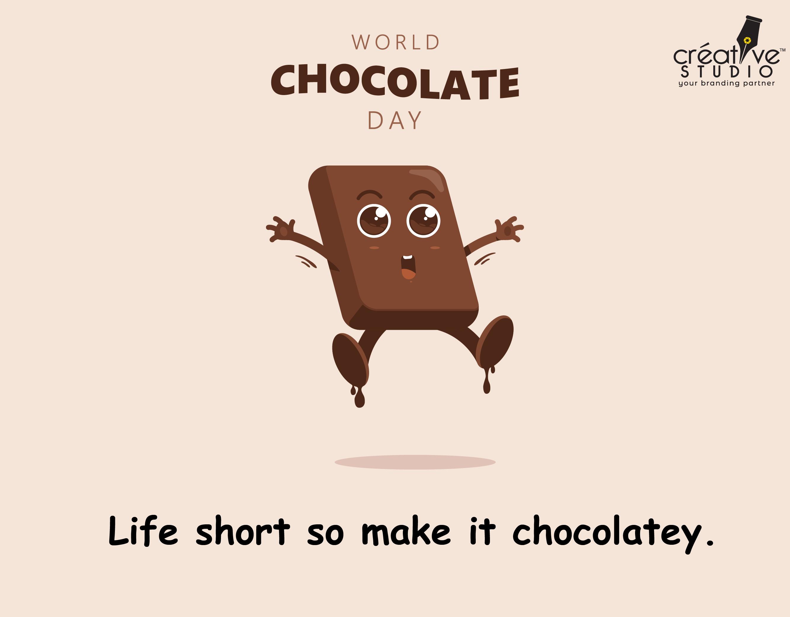 CHOCOLATE DAY 01 - Chocolate