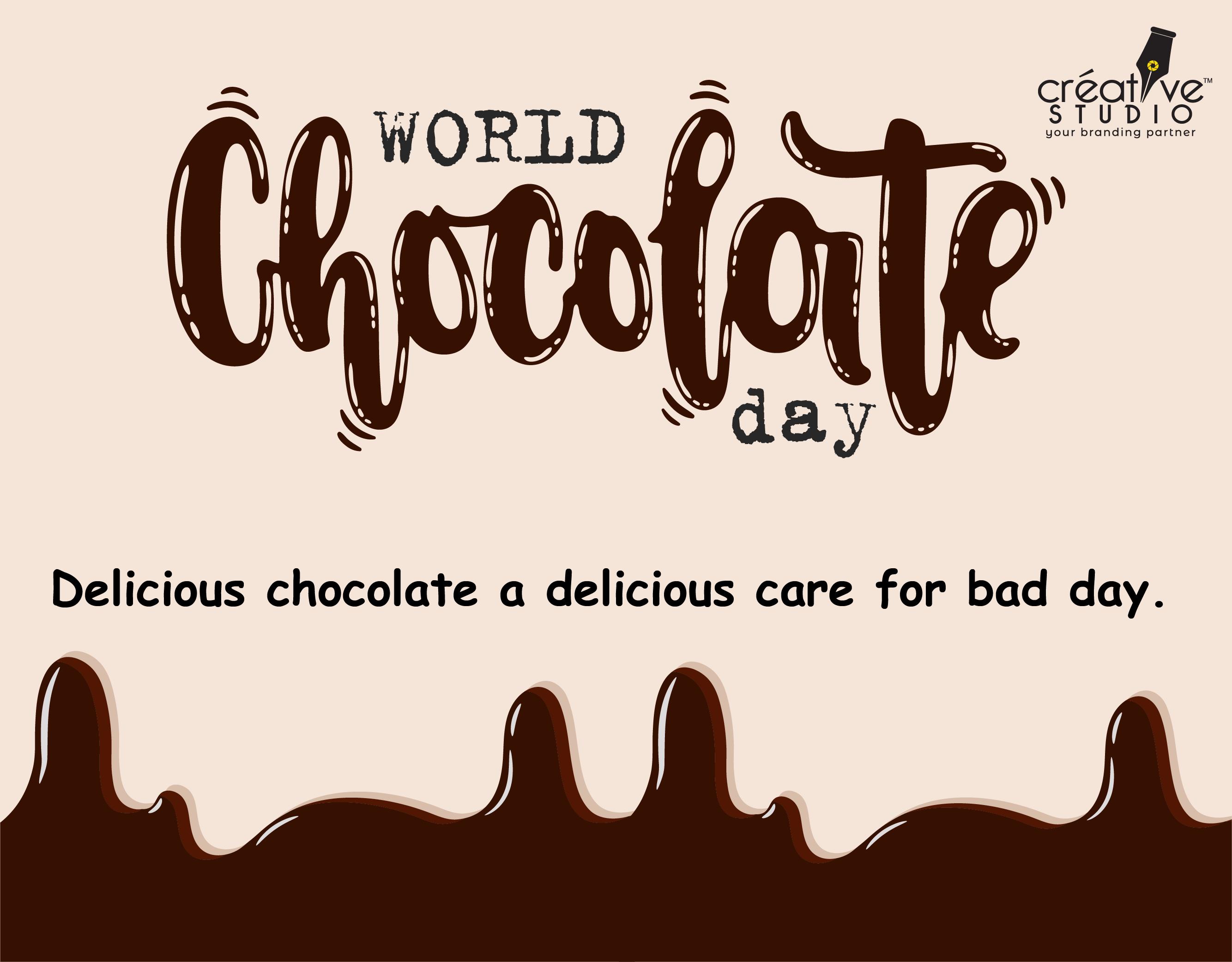 CHOCOLATE DAY 03 - Chocolate