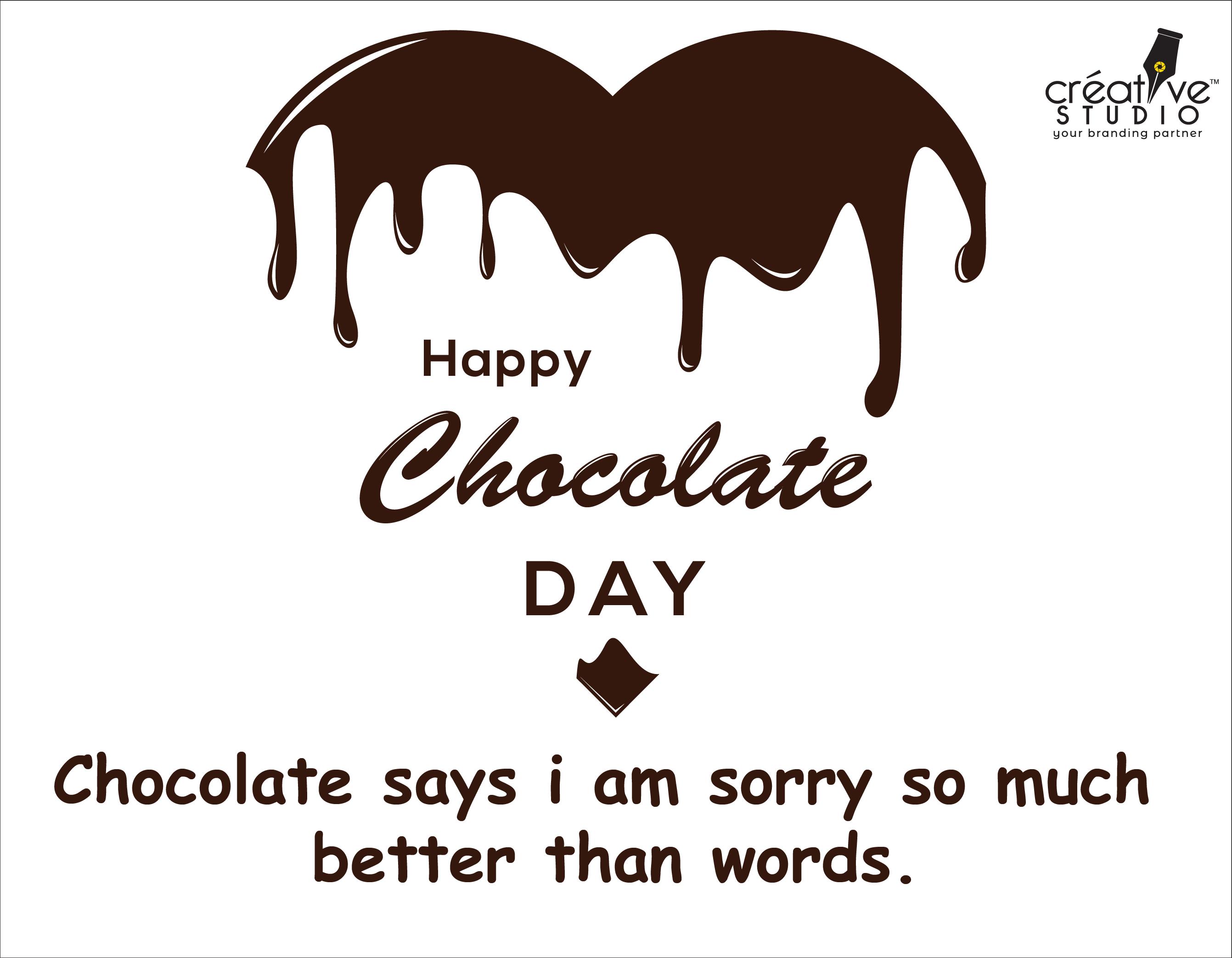 CHOCOLATE DAY 05 - Chocolate