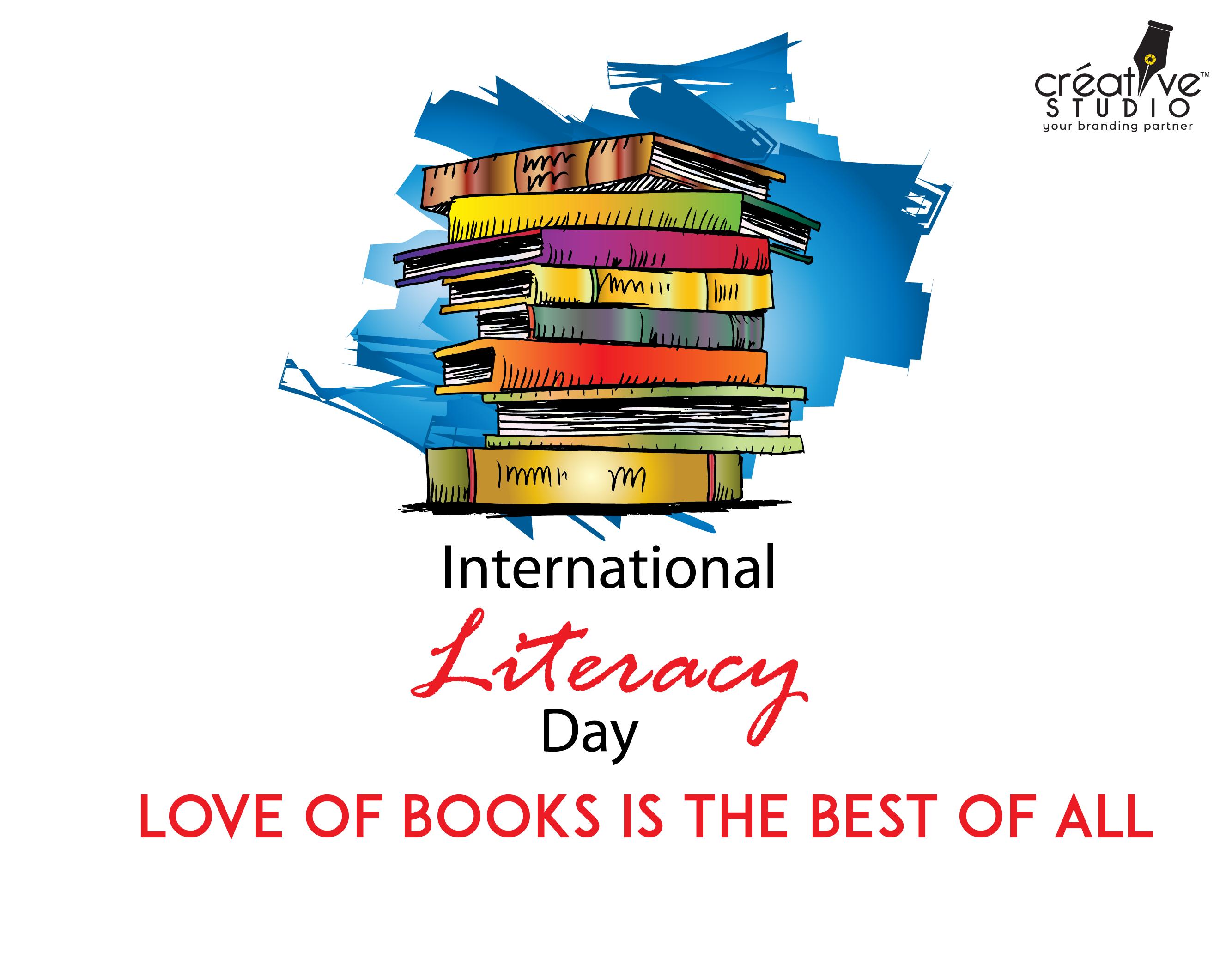 LITERACY DAY 01 - Literacy Day