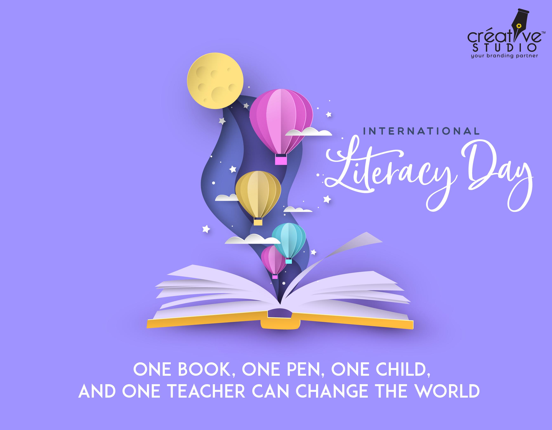 LITERACY DAY 02 - Literacy Day