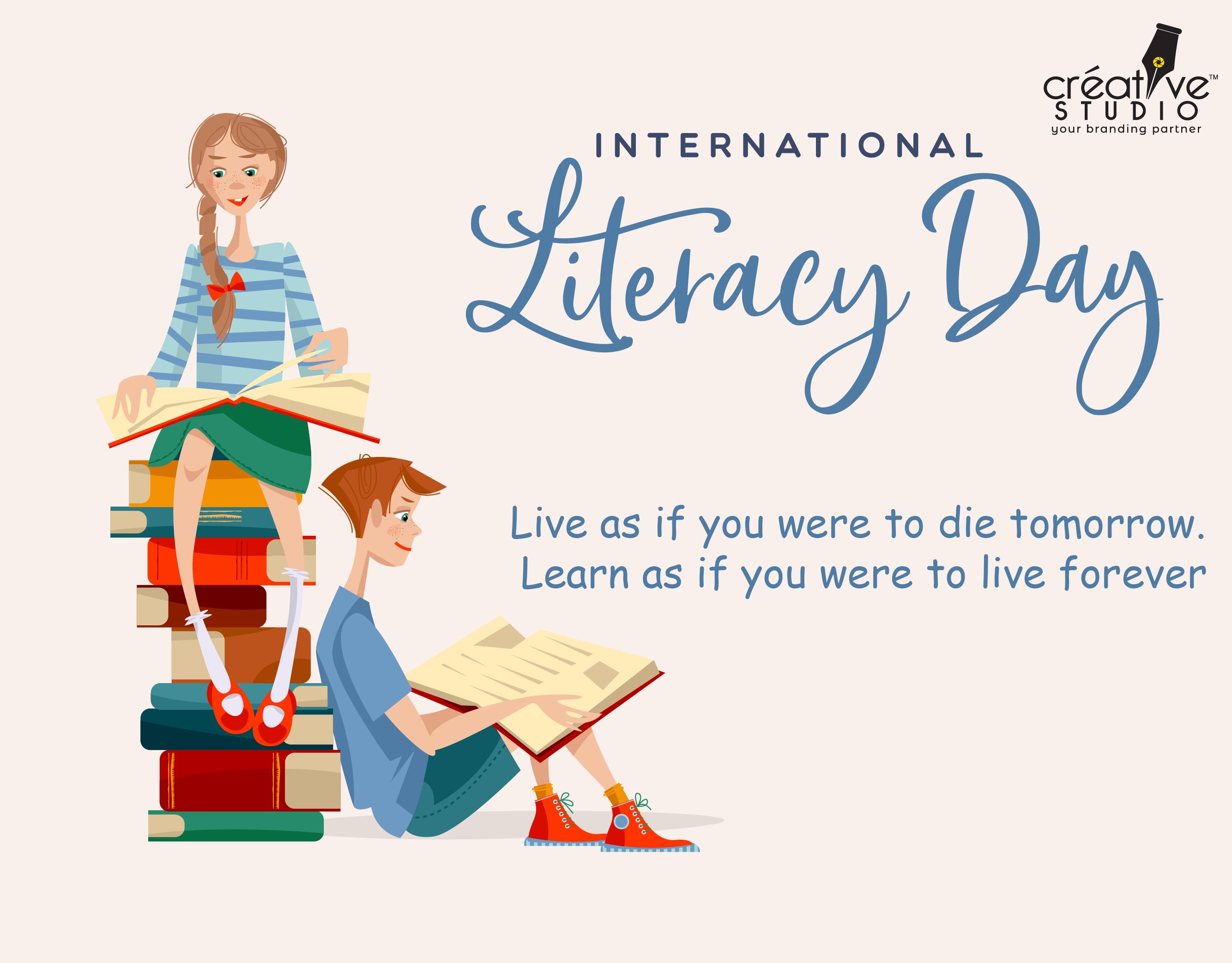 LITERACY DAY 03 - Literacy Day