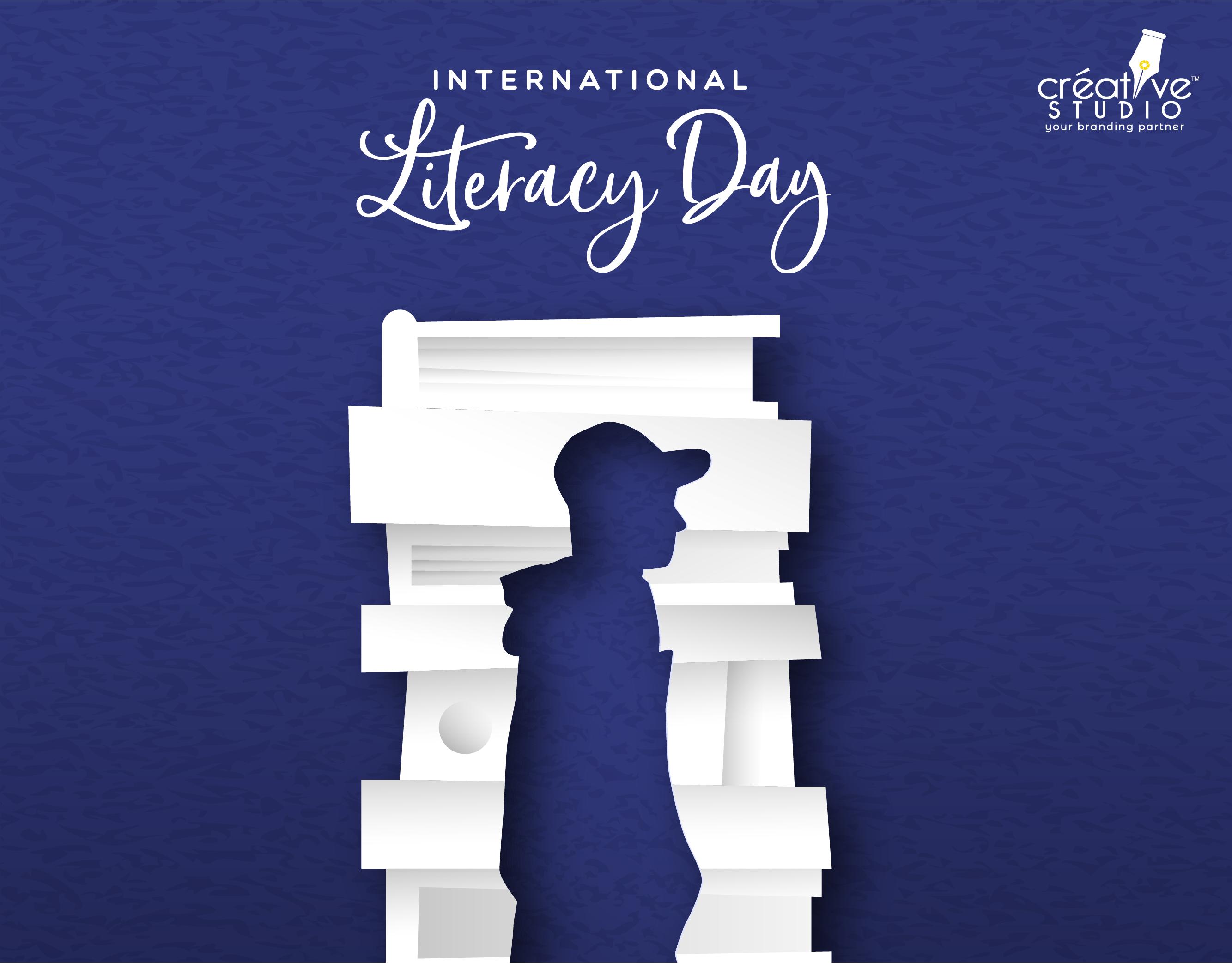 LITERACY DAY 04 - Literacy Day