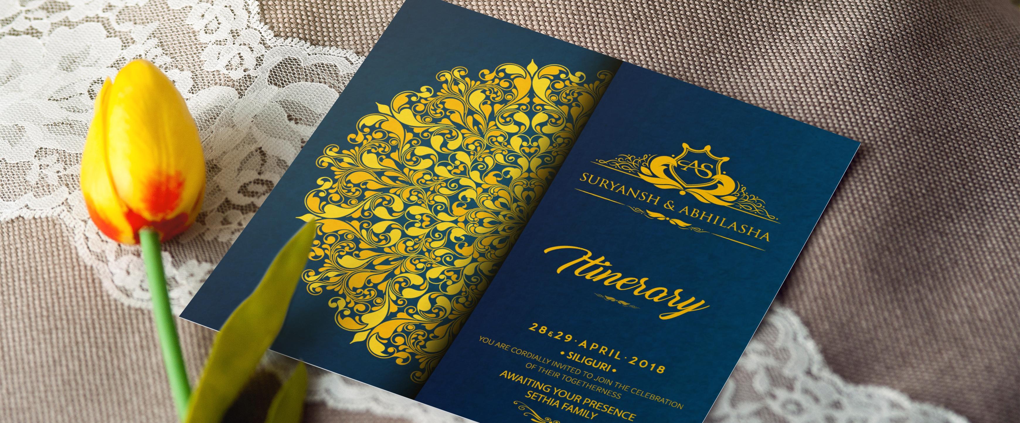6 - Wedding Service by Creative Studio