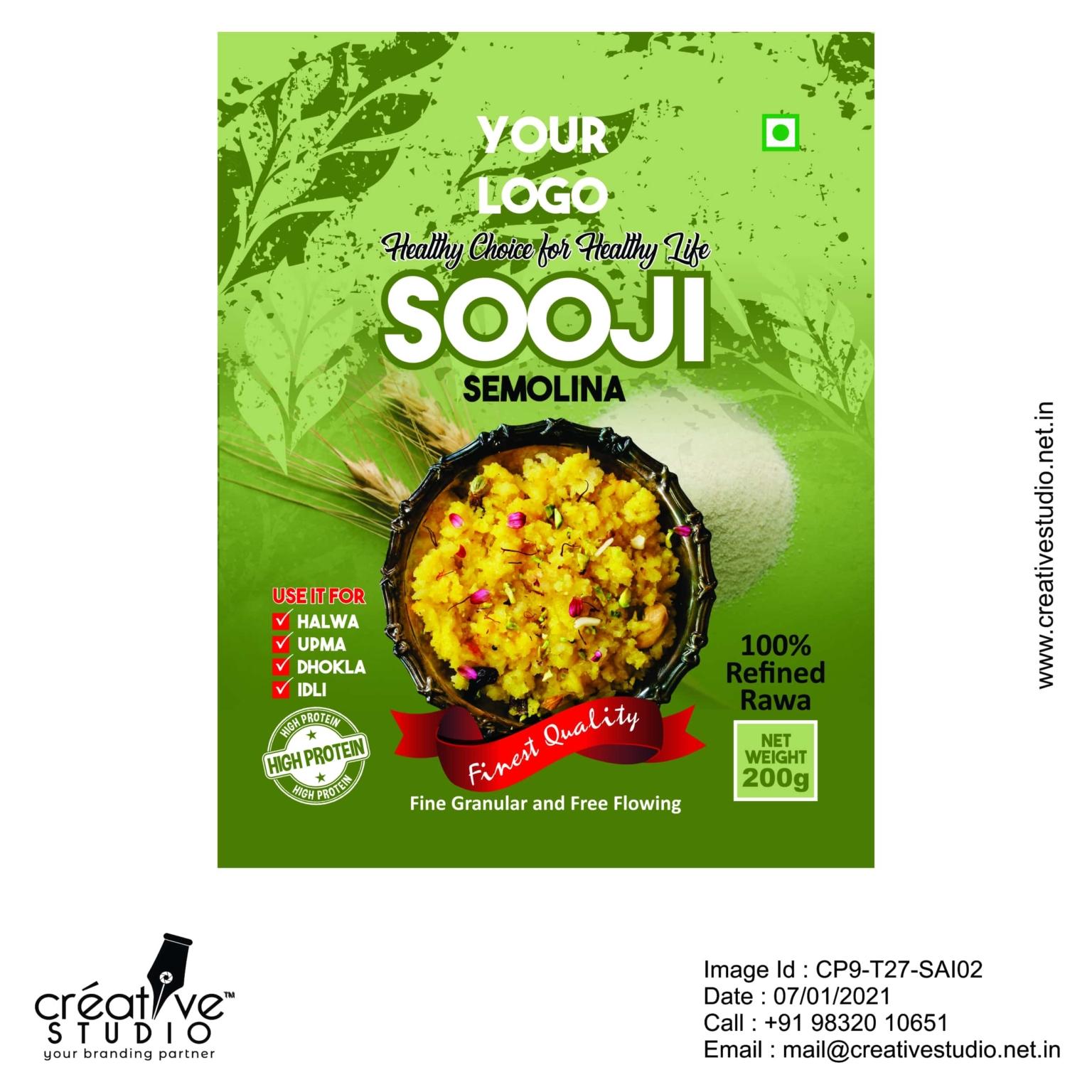 SOOJI - Other Design