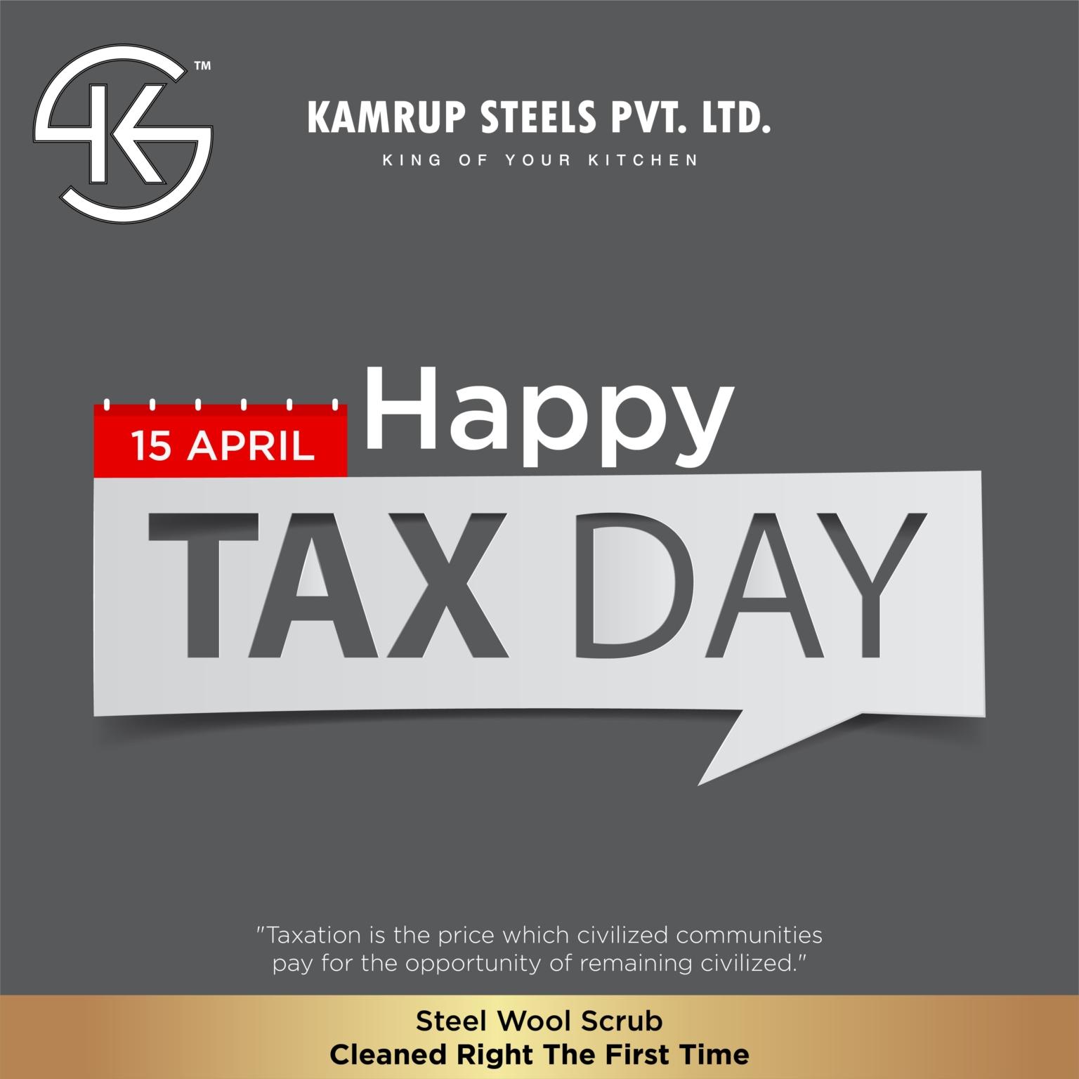 15th Tax - Season Greetings 100