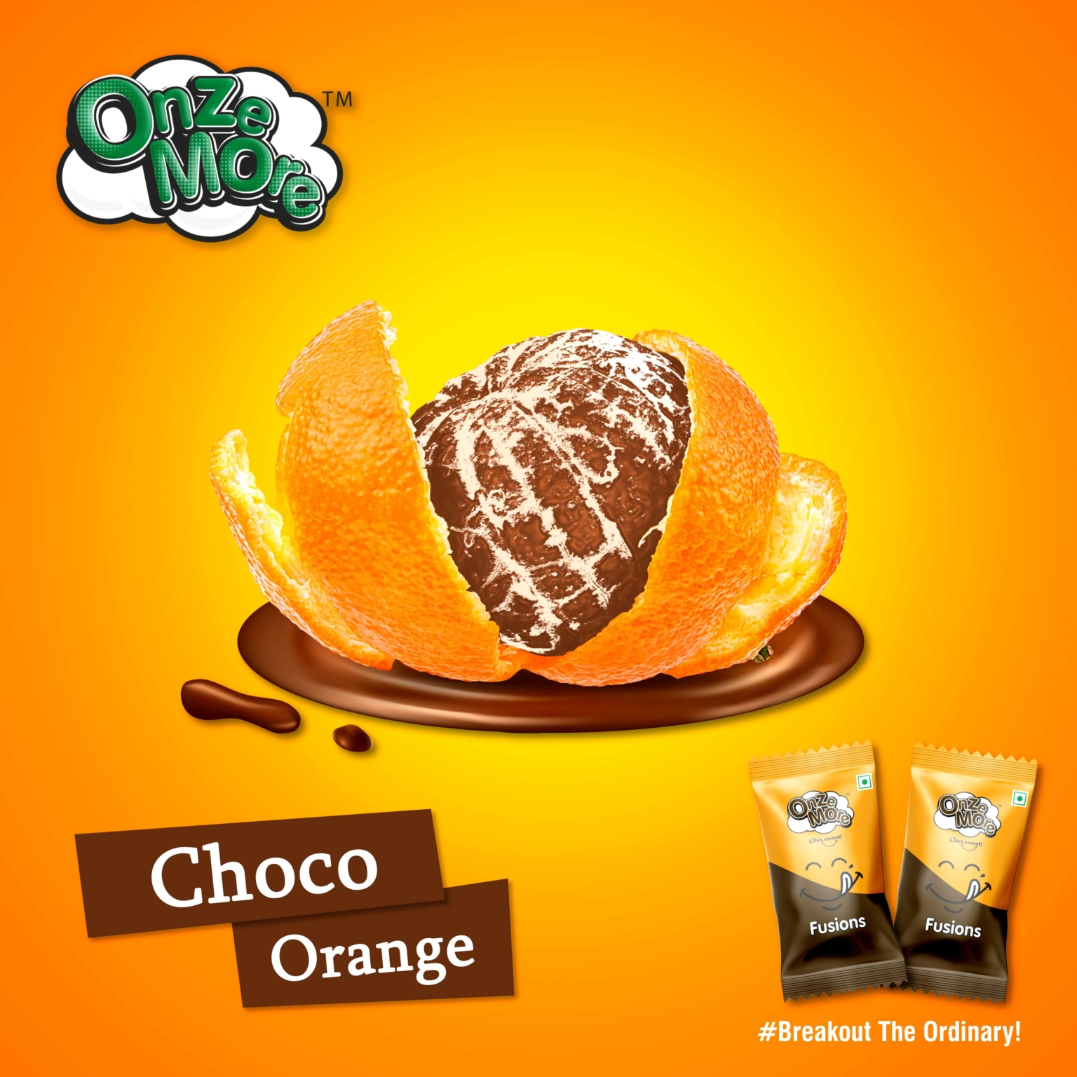 Choco Orange - Season Greetings 500