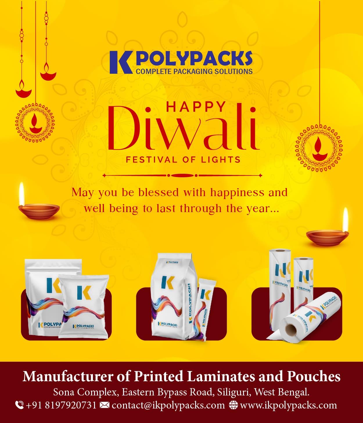 Diwali 01 - Season Greetings 500