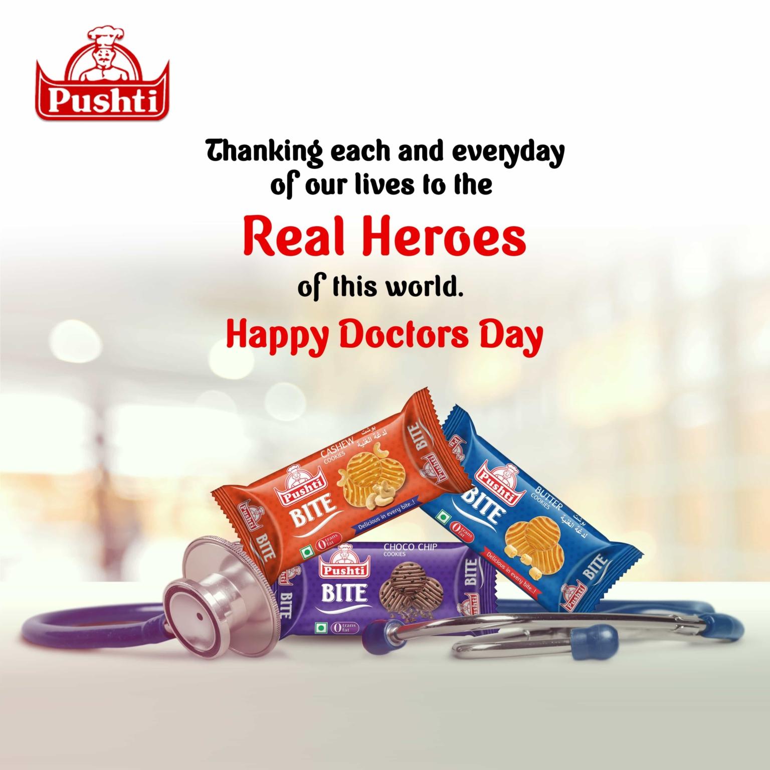 Doctors Day - Season Greetings 500