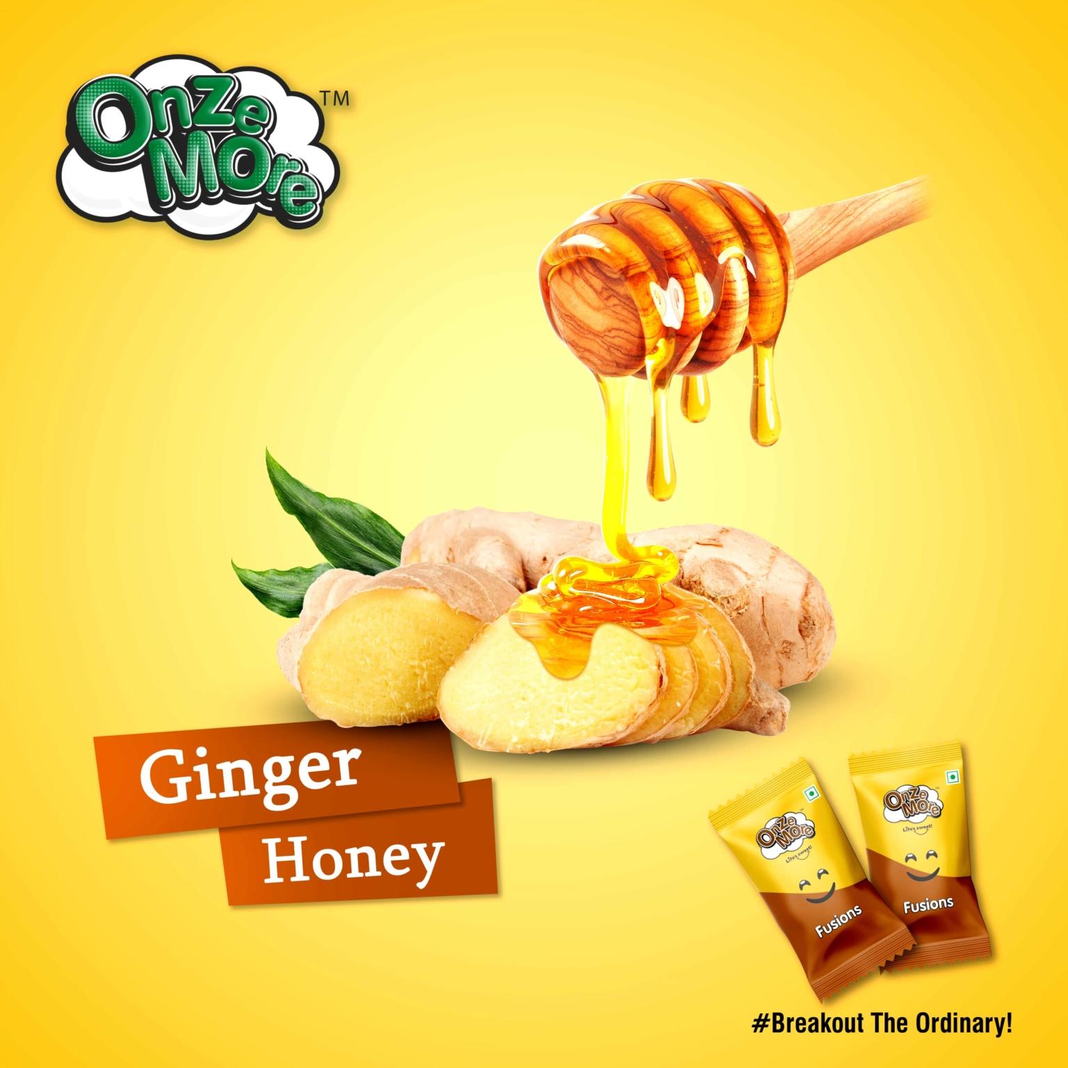 Ginger Honey - Season Greetings 500