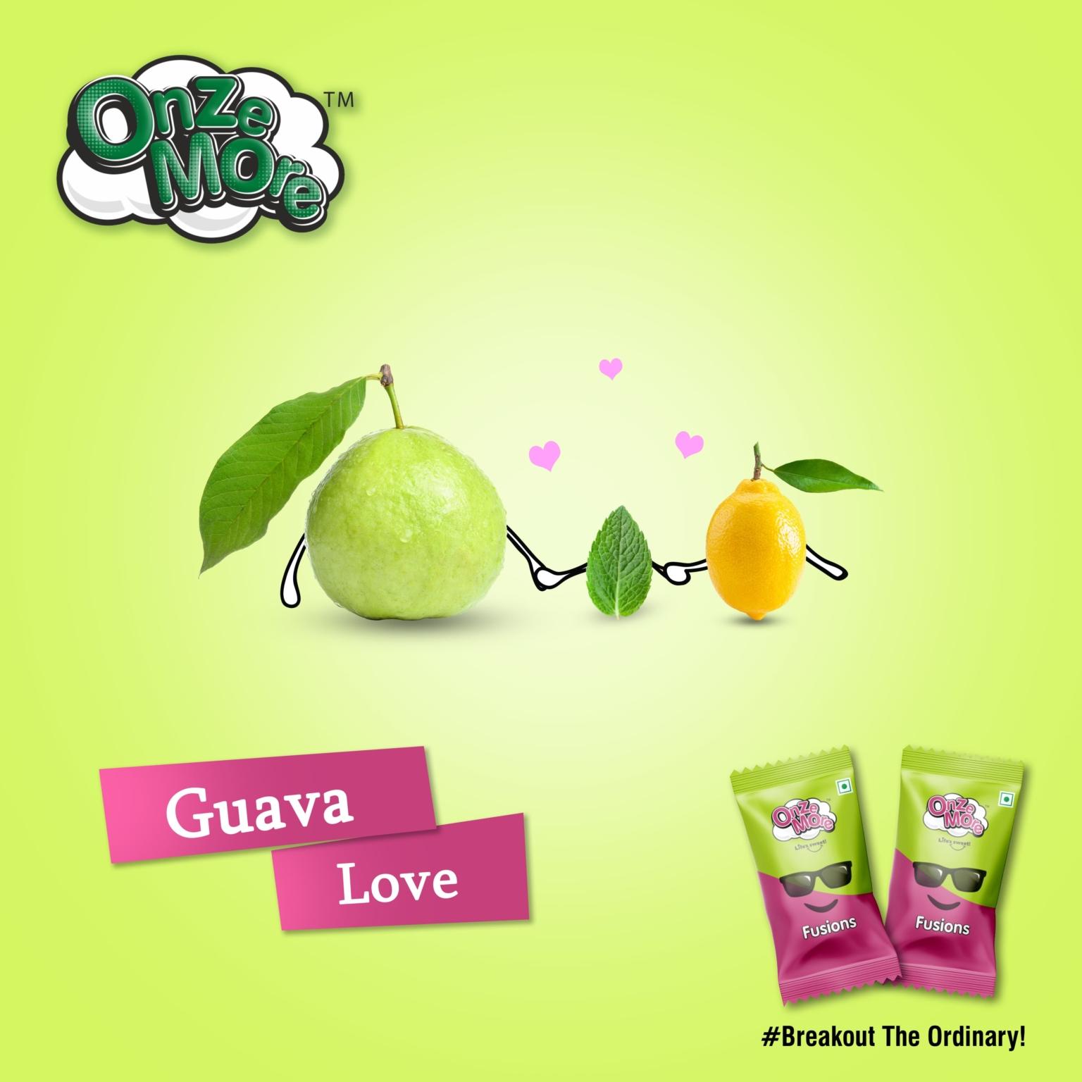 Guava Love - Season Greetings 500