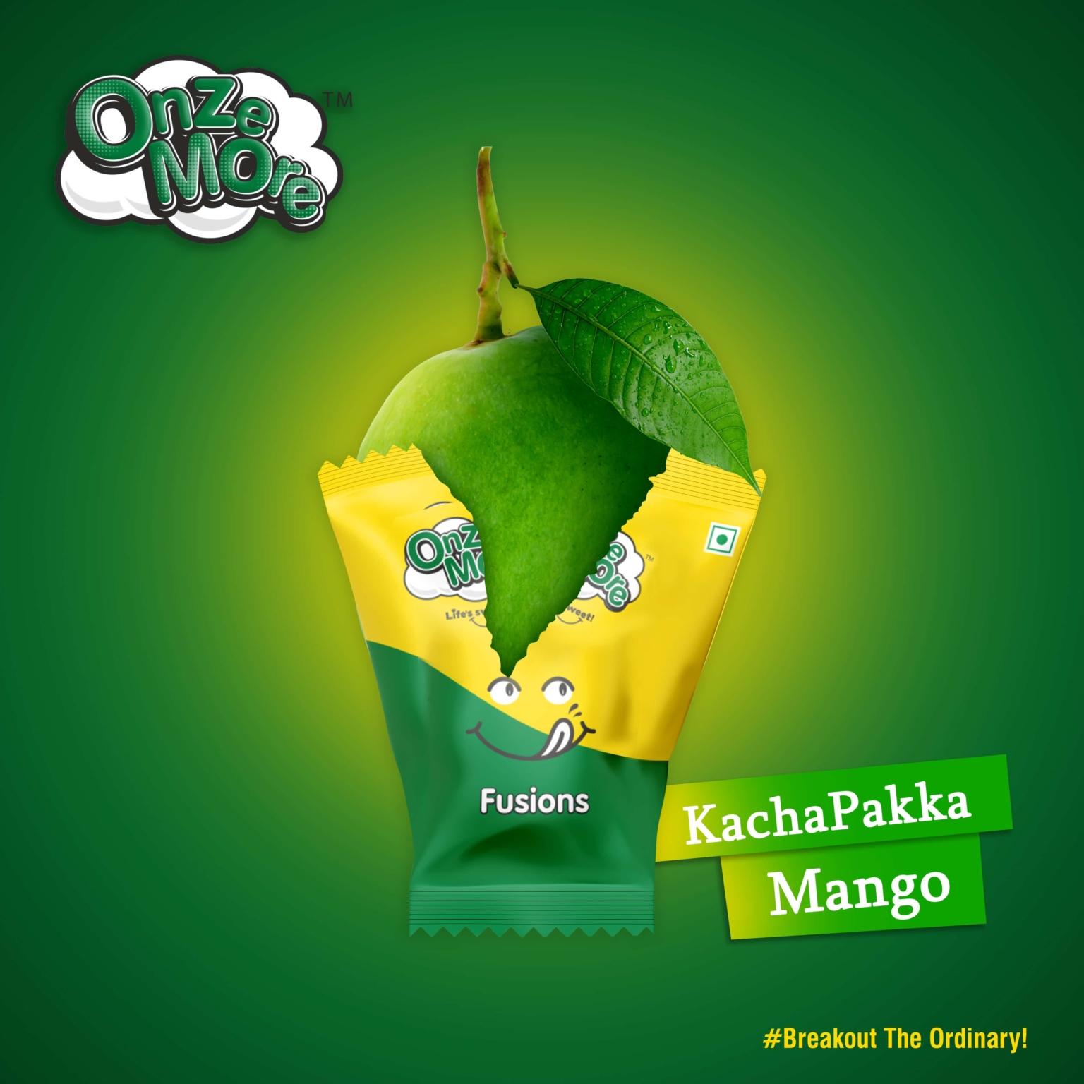 Kachhapackka Mango - season greetings - 1500