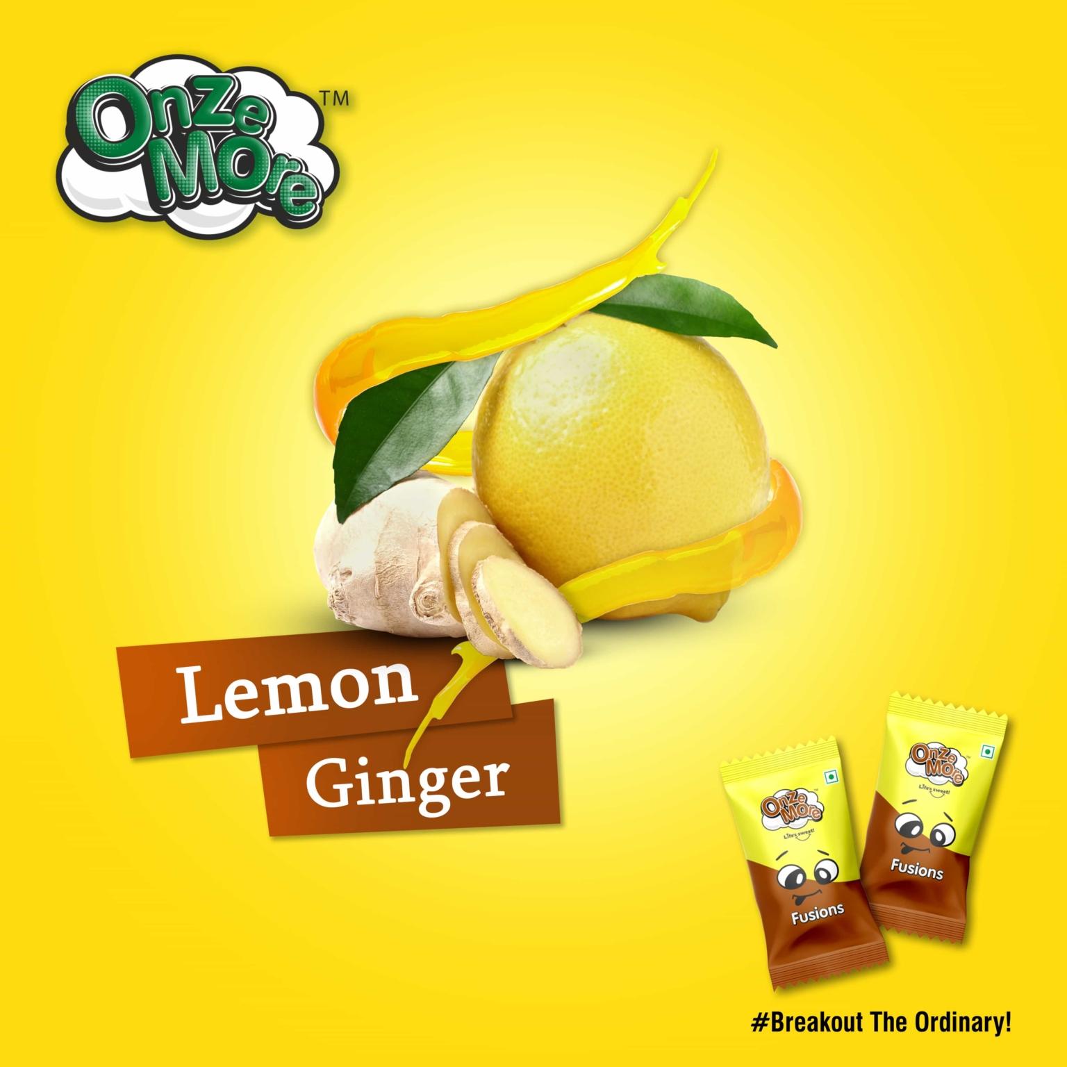Lemon Ginger - Season Greetings 500
