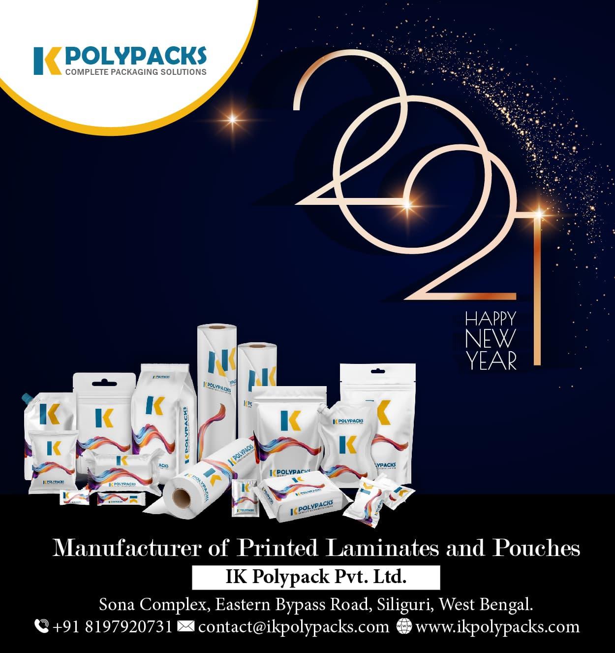 New Year 2021 01 - Season Greetings 500