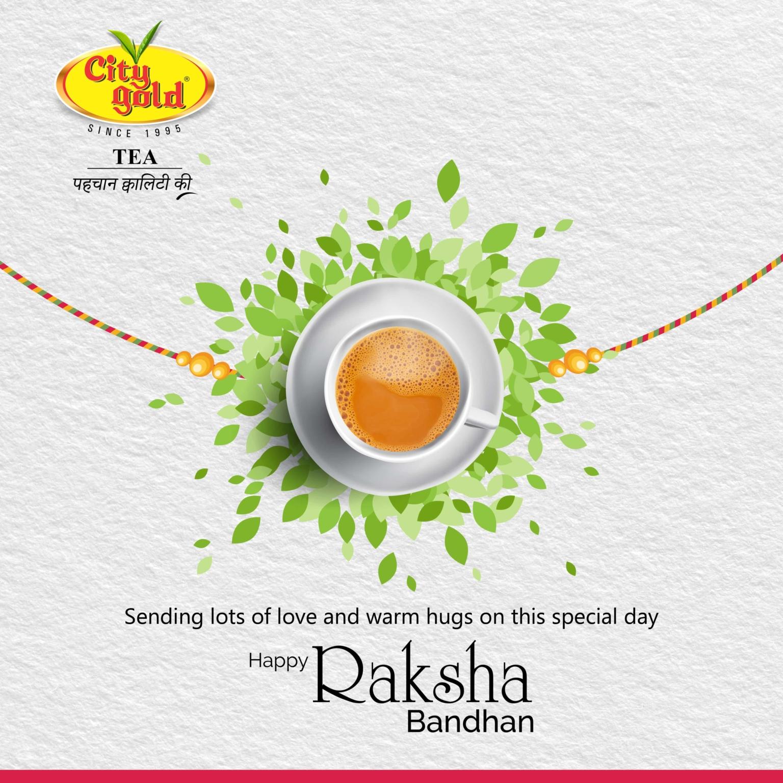 Raksha bandhan Selected - season greetings - 1500